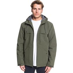 Quiksilver Waiting Period Jacket - Deep