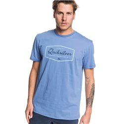 Quiksilver Inside T-Shirt - Harbor
