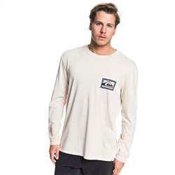 Quiksilver Tasty Vibes T-Shirt - Sand