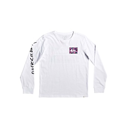 Quiksilver Enlighted T-Shirt - White