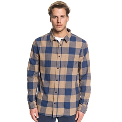 Quiksilver Motherfly Shirt - Caribou