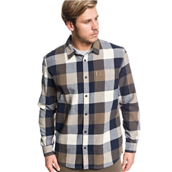 Quiksilver Motherfly Shirt - Sky