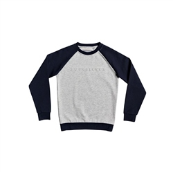 Quiksilver Berry Patch Sweatshirt - Grey Heather
