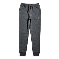 Quiksilver Crouchy Credit Joggers - Grey Heather
