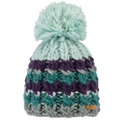 Barts Feather Beanie - Heather Grey