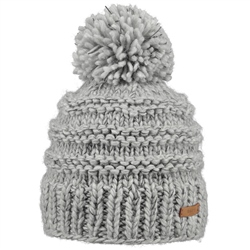 Barts Jasmin Beanie - Heather Grey