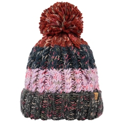 Barts Sandy Beanie - Dark Heather
