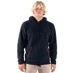 Rip Curl Deeper Hooded Fleece - Indigo