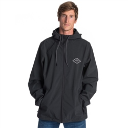 Rip Curl Essential Surfers Anti-Series Tech Jacket - Black
