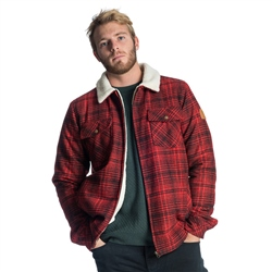 Rip Curl Loggers Jacket - Red
