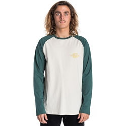 Rip Curl Surf Supply T-Shirt - Green