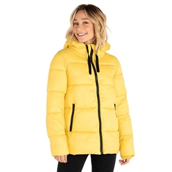 Rip Curl Anti Insulated Tech Jacket - Yellow