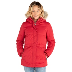 Rip Curl Anti Series Mission Tech Jacket - Jester Red