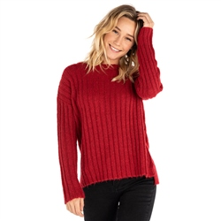 Rip Curl Pana Jumper - Red