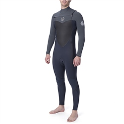 Rip Curl Flashbomb 5/4mm Wetsuit - Grey (2020)