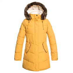 Roxy Ellie Jacket - Yellow