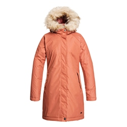 Roxy Shadow Jacket - Cedar
