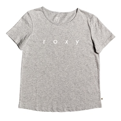 Roxy Red Sunset T-Shirt - Heritage Heather