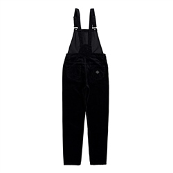 Roxy Hot Chocolate Dungarees - Anthracite