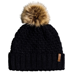 Roxy Blizzard Beanie - Black