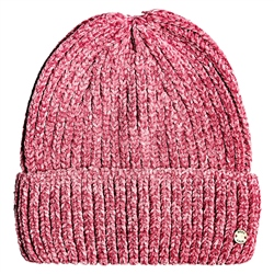 Roxy Collect Moment Beanie - Mauve