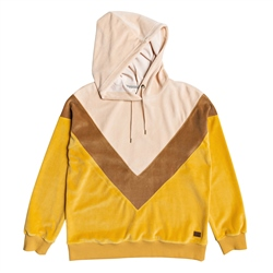Roxy Chasing Waves Hoody - Golden
