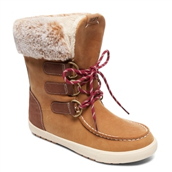Roxy Rainier II Boots - Tan