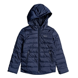 Roxy Night Voyage Jacket - Indigo