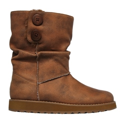 Skechers Keeps 2 Upland Boots - Chestnut