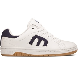 Etnies Calli-Cut Shoes - White & Navy
