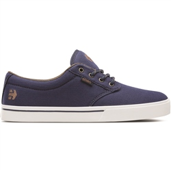 Etnies Jameson 2 Eco Shoes - Navy & White