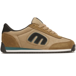 Etnies Lo-Cut II Shoes - Brown & Black