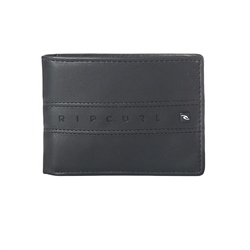 Rip Curl Word Boss Wallet - Black