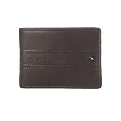Rip Curl Word Boss Wallet - Brown
