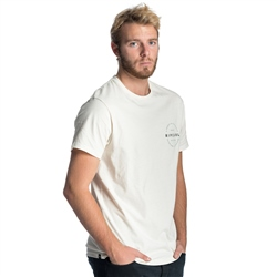 Rip Curl Authentic T-Shirt - White