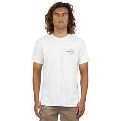 Rip Curl Perfecto T-Shirt - Bone