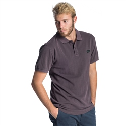 Rip Curl Faded Polo Shirt - Purple