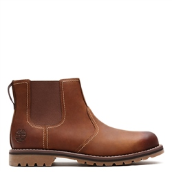 Timberland Larchmont Chelsea Boots - Medium Brown