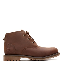 Timberland Larchmont Waterproof Chukka Boots - Dark Brown