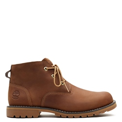 Timberland Larchmont Waterproof Chukka Boots - Medium Brown