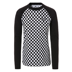 Vans Boom Boom Unity T-Shirt - Checkerboard Black
