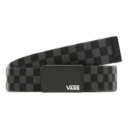 Vans Deppster II Web Belt - Black & Charcoal