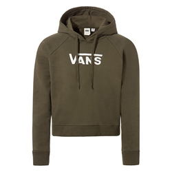 Vans Flying Boxy Hoody - Leaf