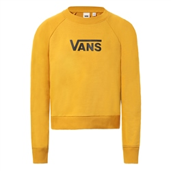 Vans Flying V FT Boxy Sweatshirt -  Mango Mojito