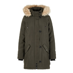 Vero Moda Excursion Expedition Jacket - Peat
