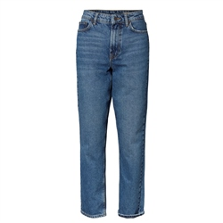 Vero Moda Sara Jean Relaxed Slim  - Medium Blue