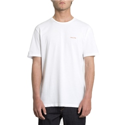 Volcom Crass Blanks T-Shirt - White