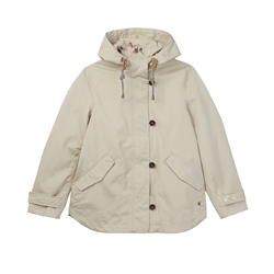 Joules Coast Jacket - Ivory