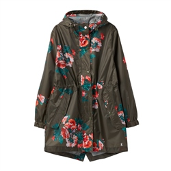 Joules Golightly Jacket - Khaki Rose