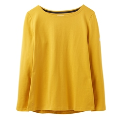 Joules Harbour Solid Top - Antique Gold